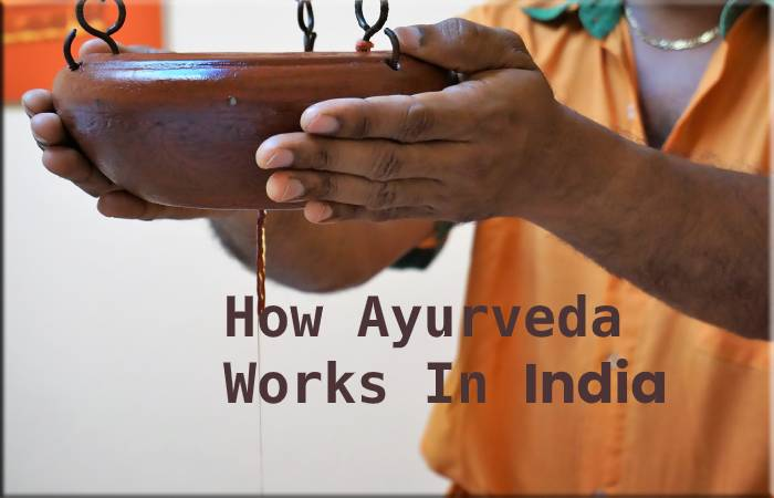 How Ayurveda Works In India