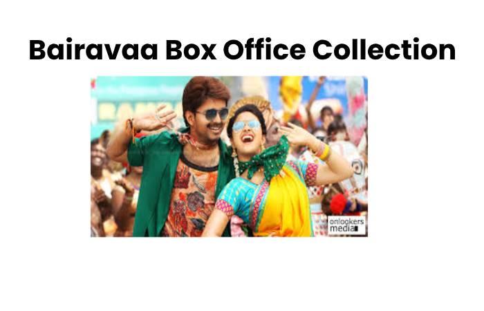 Bairavaa Tamil Movie